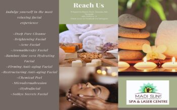 Type of Facials We Offer